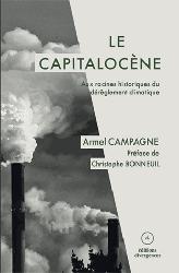 Dernières parutions sur Climat - Météo, Le capitalocène