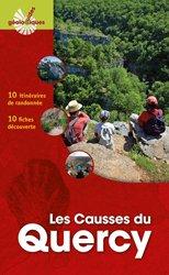 Dernières parutions sur Cartes et guides géologiques, Les Causses du Quercy