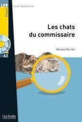 Dernières parutions sur Auto apprentissage (Parascolaire), LFF A2 : Les Chats du commissaire + CD audio MP3