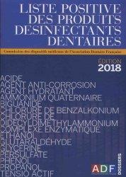 Dernières parutions dans Dossiers, Liste positive des produits désinfectants dentaires (LPDD)