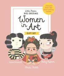 Dernières parutions sur Essais, Little People, Big Dreams - Women in Art - Gift Set
