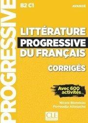 Dernières parutions sur Français Langue Étrangère (FLE), Littérature progressive du français B2 C1 avancé