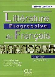 Dernières parutions dans Progressive du français, Littérature progressive du français