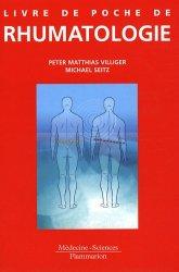 Souvent acheté avec Homéopathie  Principes - Clinique - Techniques, le Livre de poche de rhumatologie