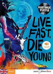 Dernières parutions dans Paper Planes Teens Niv. avancé, Live Fast Die Young - Livre + mp3