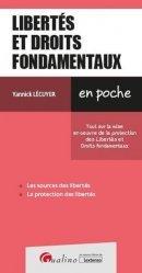 Dernières parutions sur Droits de l'homme, Libertés et droits fondamentaux. 4e édition