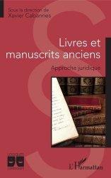 Dernières parutions dans Logiques juridiques, Livres et manuscrits anciens