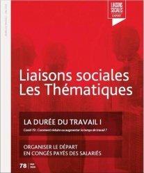 Dernières parutions sur Droit du travail et de l'emploi, Liaisons sociales. Les thématiques