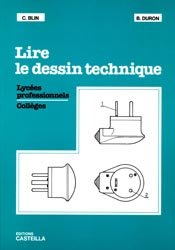 Souvent acheté avec Dessin industriel en structures métalliques, le Lire le dessin technique