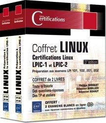 Linux - Coffret de 2 livres