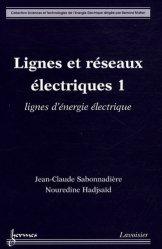 Souvent acheté avec Analyse des circuits électriques, le Lignes et réseaux électriques