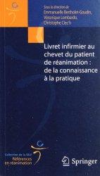 Dernières parutions sur UE 4.3 Soins d'urgence, Livret infirmier au chevet du patient de réanimation : de la connaissance à la pratique https://fr.calameo.com/read/000015856c4be971dc1b8