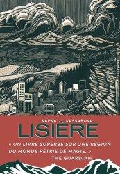 Dernières parutions sur Récits de voyages-explorateurs, Lisière. Voyage aux confins de l'Europe