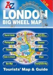 Dernières parutions sur Généralités, LONDON BIG WHEEL MAP