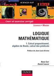 Dernières parutions sur Logique, Logique mathématique