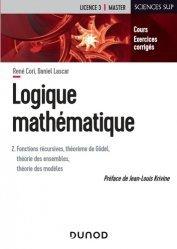 Dernières parutions dans Sciences sup, Logique mathématique