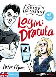 Dernières parutions dans Paper Planes Teens Niv. intermédiaire, Login : Dracula - Livre + mp3