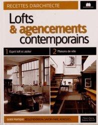 Souvent acheté avec Plans topographiques, plans d'architecte, permis de construire et RT2012, le Lofts & agencements contemporains