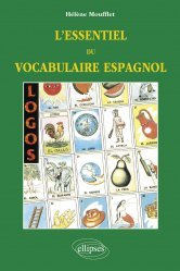 Dernières parutions sur Vocabulaire, Logos, l'Essentiel du Vocabulaire Espagnol