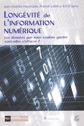 Dernières parutions dans Académie des sciences, Longévité de l'information numérique