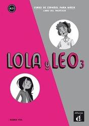 Dernières parutions sur Jeunesse, Lola y Leo 3 - guide pédagogique