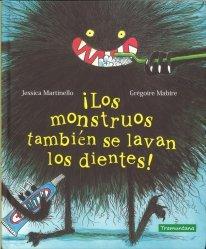 Dernières parutions sur Enfants et Préadolescents, Los monstruos tambien se lavan los dientes