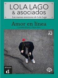 Dernières parutions sur Lectures simplifiées en espagnol, Lola lago y asociados. amor en linea