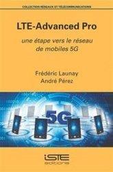 Dernières parutions sur Réseaux, LTE-Advanced Pro