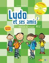 Dernières parutions dans Ludo et ses amis - Edition 2015, Ludo et ses Amis 2 A1.2 (éd.2015) : Livre et CD Audio