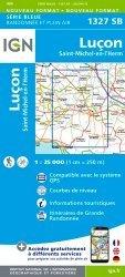 Dernières parutions sur Pays de Loire, Luçon, Saint-Michel-en-l'Herm. 1/25 000 https://fr.calameo.com/read/000015856c4be971dc1b8