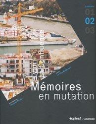 Dernières parutions sur Art urbain - Mobilier urbain, Lyon, La Confluence - Mémoires en mutation, Cahier n° 2