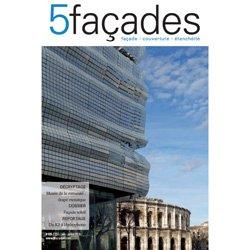 Dernières parutions sur BTP - Art - Architecture, 5 façades Juin - juillet