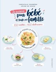 Dernières parutions sur Alimentation de l'enfant, 100 recettes pour bébé et toute la famille