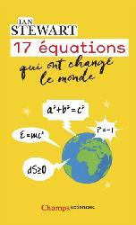 Souvent acheté avec Le facteur temps ne sonne jamais deux fois, le 17 équations qui ont changé le monde