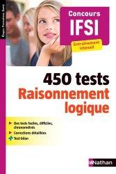 Dernières parutions sur Epreuve écrite, 450 tests Raisonnement logique