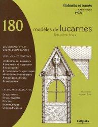 Souvent acheté avec Assemblages du bois, le 180 modèles de lucarnes