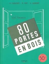 Dernières parutions dans Reprints, 80 portes en bois