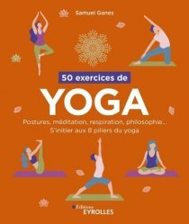 Dernières parutions sur Yoga, 50 exercices de yoga