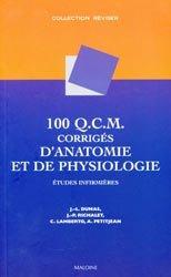 Souvent acheté avec Anatomie de poche, le 100 QCM corrigés d'anatomie et de physiologie