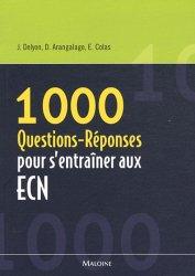 Souvent acheté avec L'ECN en +1000 questions, le 1000 Questions-Réponses pour s'entraîner aux ECN