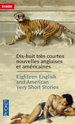 Dernières parutions dans Pocket Langues pour tous, 18 nouvelles trés courtes