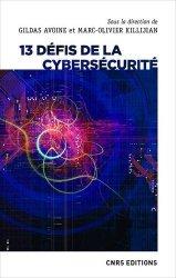 Dernières parutions sur Internet, 13 défis de la cybersécurité