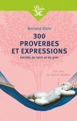 Dernières parutions dans Librio Mémo, 300 proverbes et expressions hérités du latin et du grec