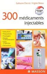 Souvent acheté avec Les varices et télangiectasies, le 300 médicaments injectables