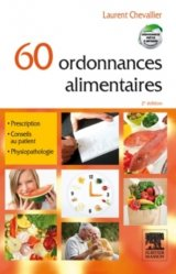 Souvent acheté avec Gynécologie et obstétrique pour les médecins généralistes, le 60 ordonnances alimentaires