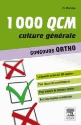 Souvent acheté avec Lecture et dyslexie, le 1000 QCM Culture générale