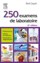 Souvent acheté avec Droit pharmaceutique, le 250 examens de laboratoire