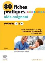Dernières parutions sur Aide-soignant - DEAS, 80 fiches pratiques aide-soignant