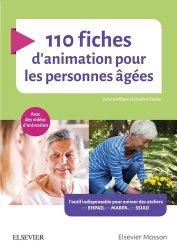 Souvent acheté avec La pratique de la thérapie et de la relation d'aide, le 110 fiches d'animation pour les personnes âgées