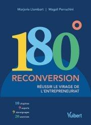 Dernières parutions sur Création d'entreprise, 180°. Reconversion